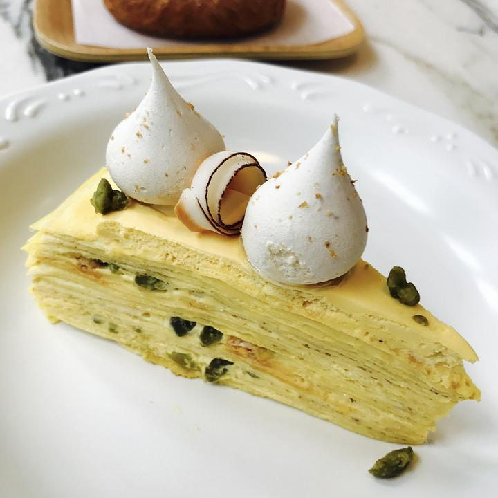 Kuchen Creme Dessert Kostenloses Foto Auf Pixabay