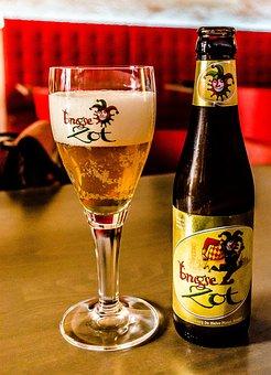 Cerveza Blgica Alcohol Beber