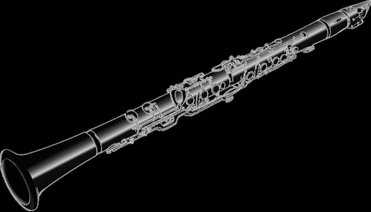 Klarnet Instrument Dęty Muzyka - Darmowa grafika wektorowa na Pixabay