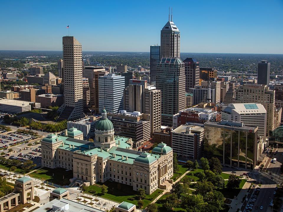 Indianapolis Indiana Ciudad - Foto gratis en Pixabay