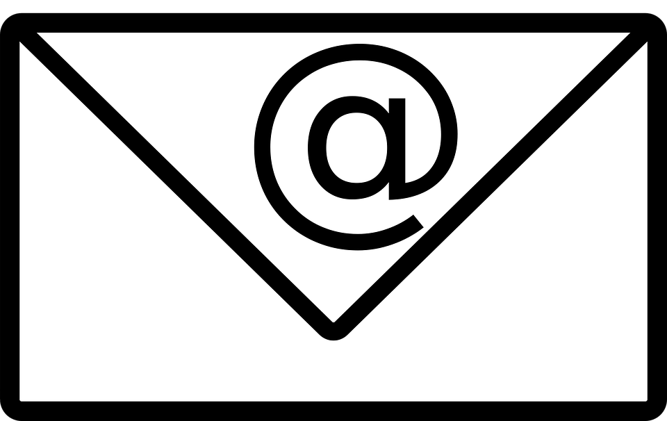 Email Address Icon - Free vector graphic on Pixabay