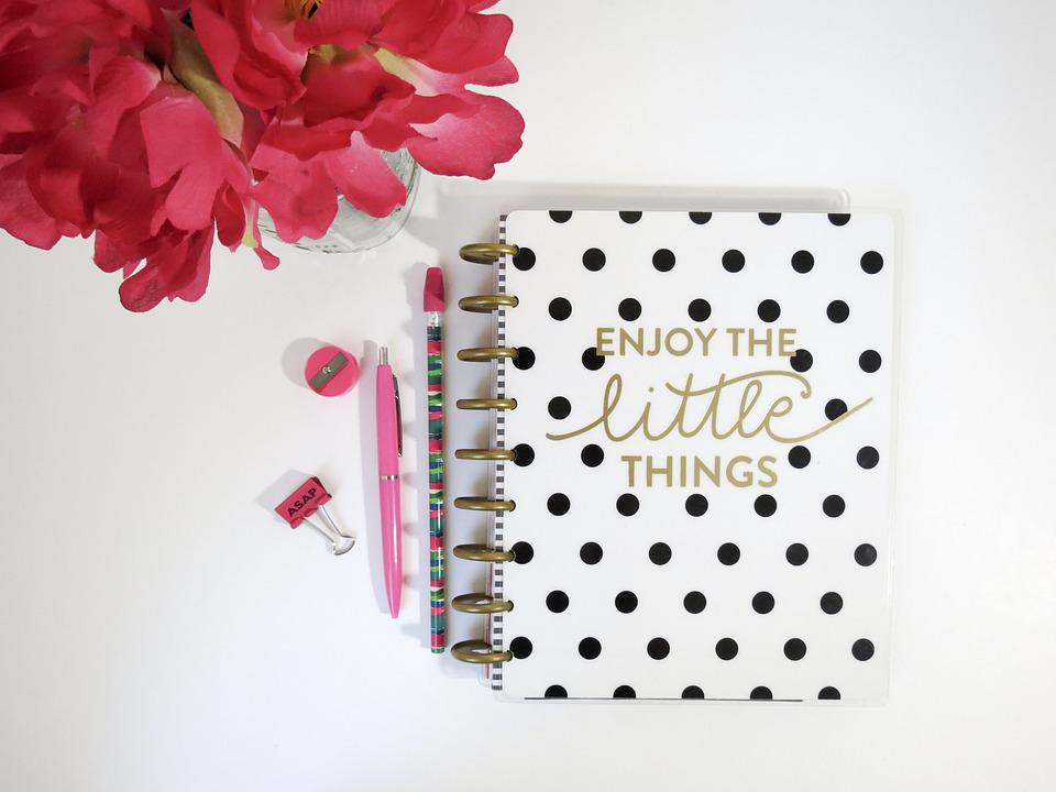Planner, Journal, Notebook, Organizer, Organization