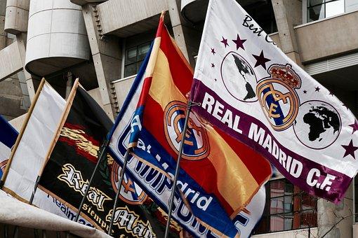 Football, Real Madrid, Soccer, Bernabéu