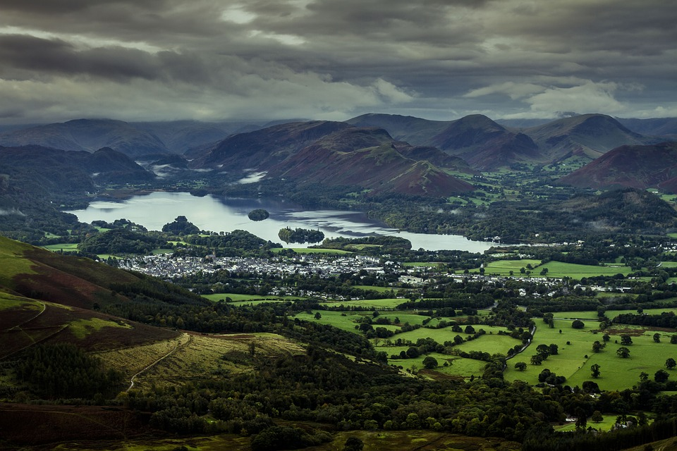 Préférence Free photo: Keswick, Lake District, England, Uk - Free Image on  IG25
