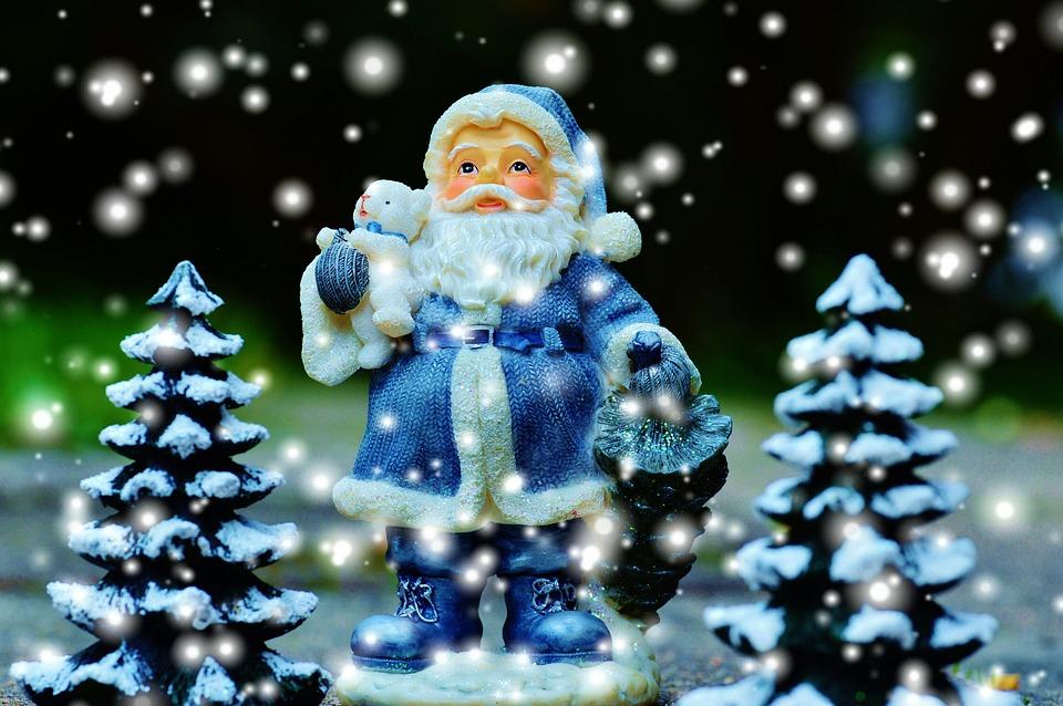 Christmas Santa Claus Figure · Free photo on Pixabay