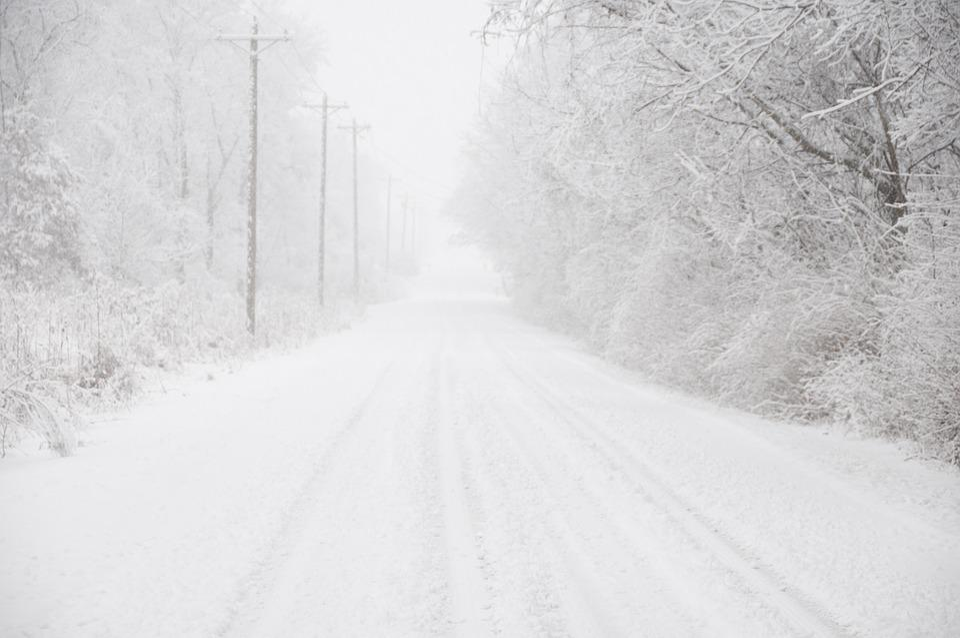 Snow Road Winter · Free photo on Pixabay