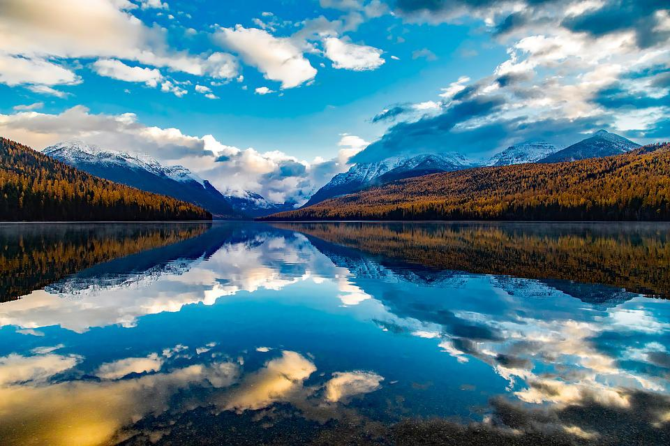 Lake Mcdonald Glacier National · Free Photo On Pixabay
