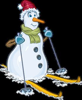 Joulu, Lumiukko, Snow, Talvi, Onnellinen