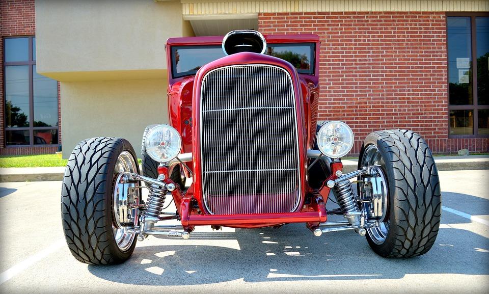 Hotrod Ford Model A · Free photo on Pixabay