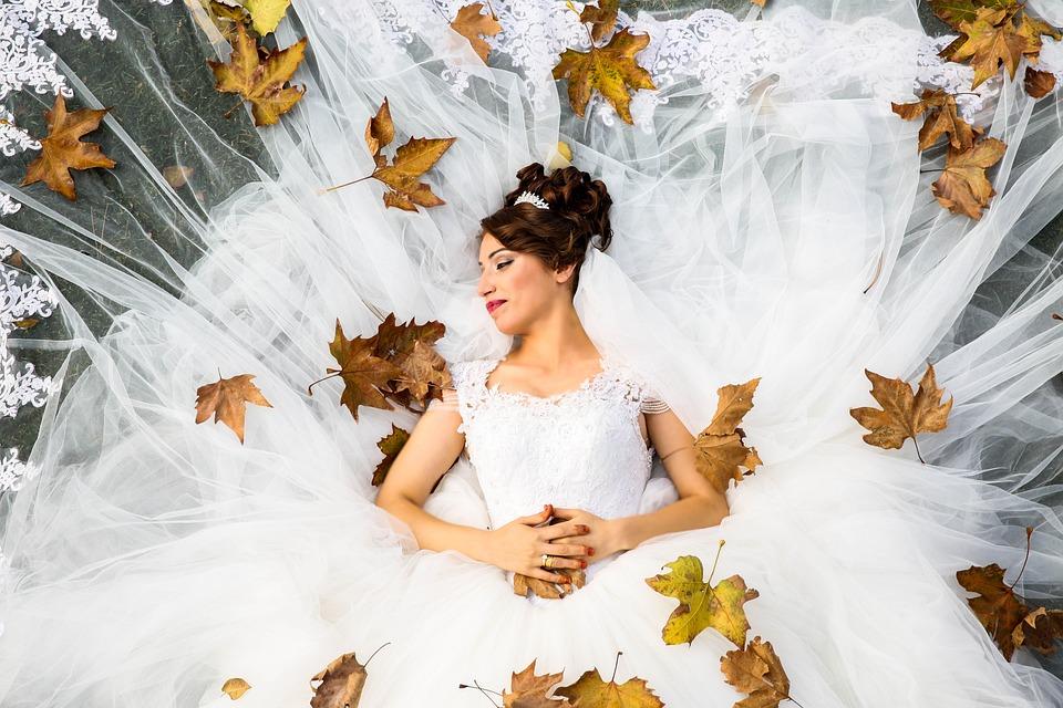 Novia, De La Boda, Blanco, El Amor, Matrimonio, Mujer