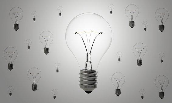 電球, 球根, 光, アイデア, エネルギー, 電源, 技術革新, 創造的です|アインの集客マーケティングブログ