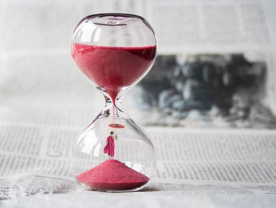 Ampulheta, Relógio, Areia, Tempo, Knapp, Minuto