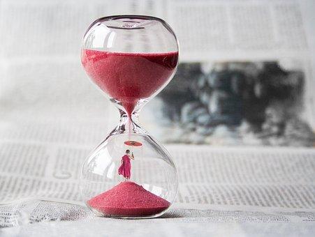 砂時計, クロック, 砂, 時間, ナップ, 分, 時計, 時間の