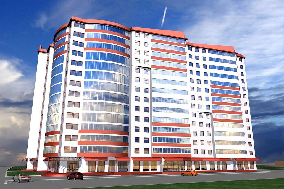 Casa Edificio De Varios Pisos - Imagen gratis en Pixabay