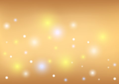 ゴールデン, バック グラウンド, 勾配, 休日, 黄色, 明るい