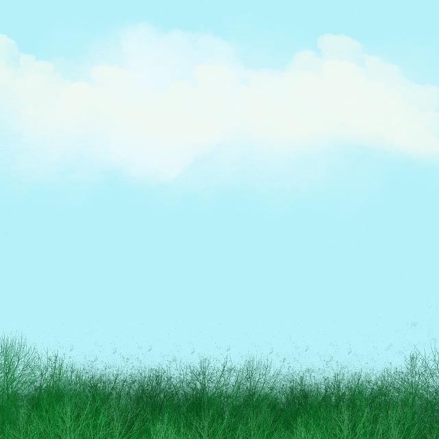 Free Illustration: Background, Grass, Heaven, Green