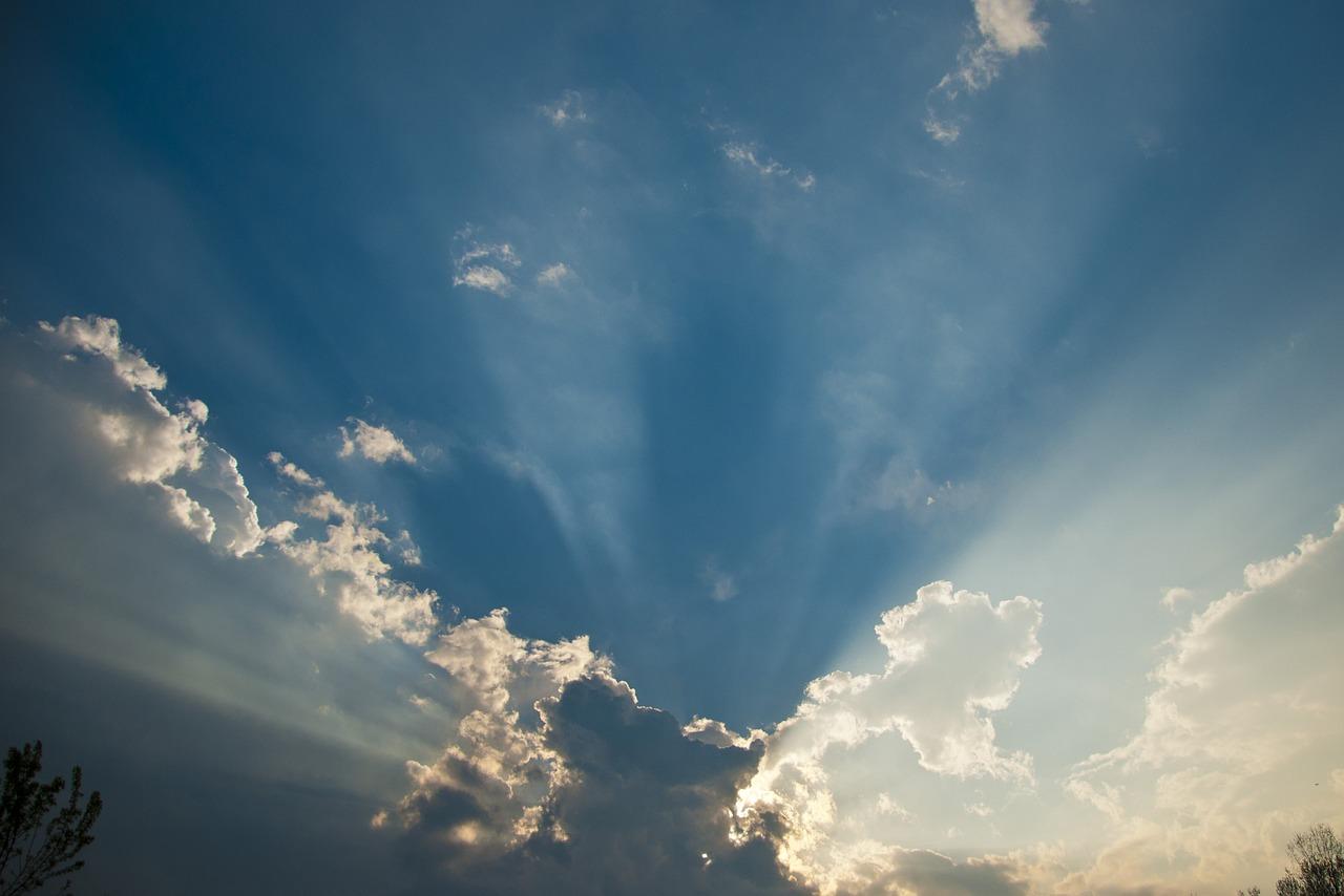 картинки небо свет народ очень