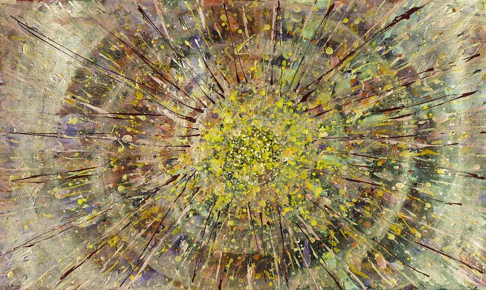 Art Modernes Peinture    Image gratuite
