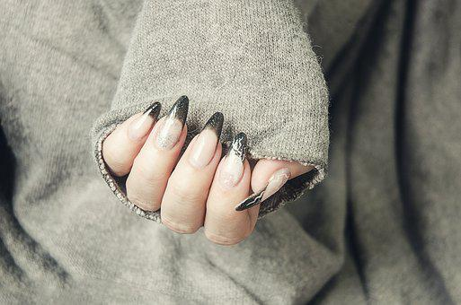 Gel Nails, Nail Art, Model, Manicure