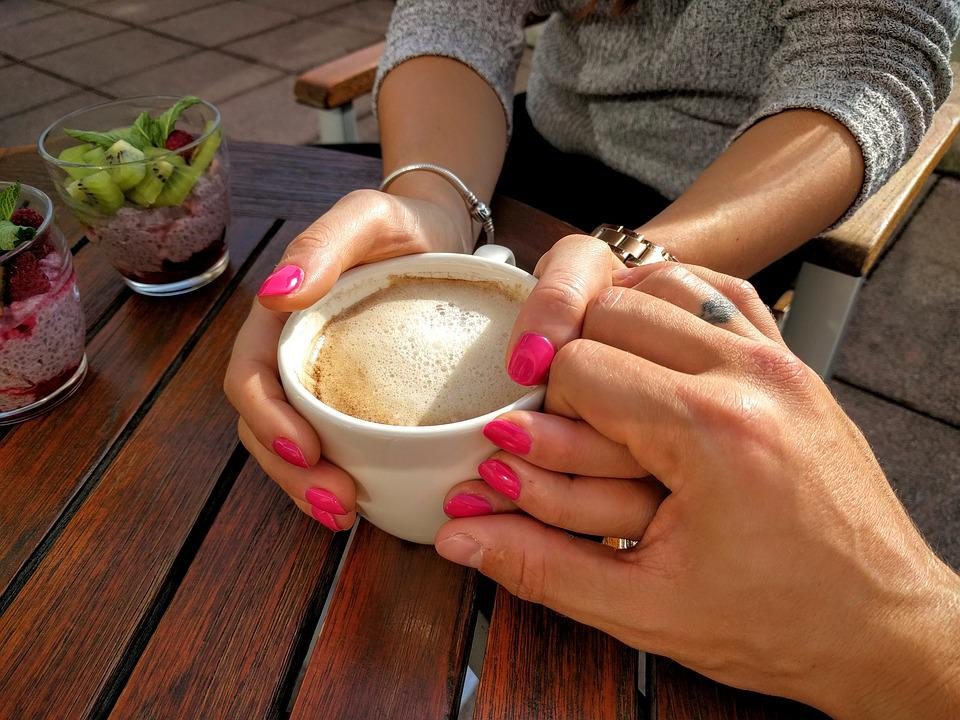 Caffè, Una Tazza Di, Vasino, Il Momento, Incontro