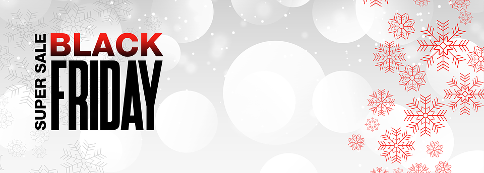 Black Friday Christmas · Free image on Pixabay
