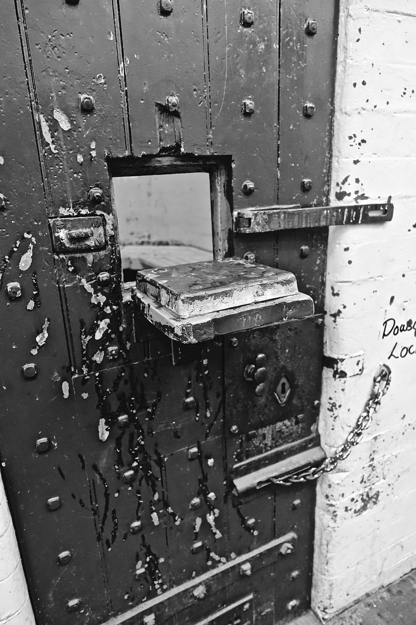 an analysis of the prison door Finally, the author points toward many of the images that are significant to an understanding of the novel in this instance, he names the chapter the prison door the reader needs to pay particular attention to the significance of the prison generally and the prison door specifically.
