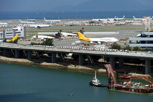 Aeropuerto De Hong Kong, Aeropuerto