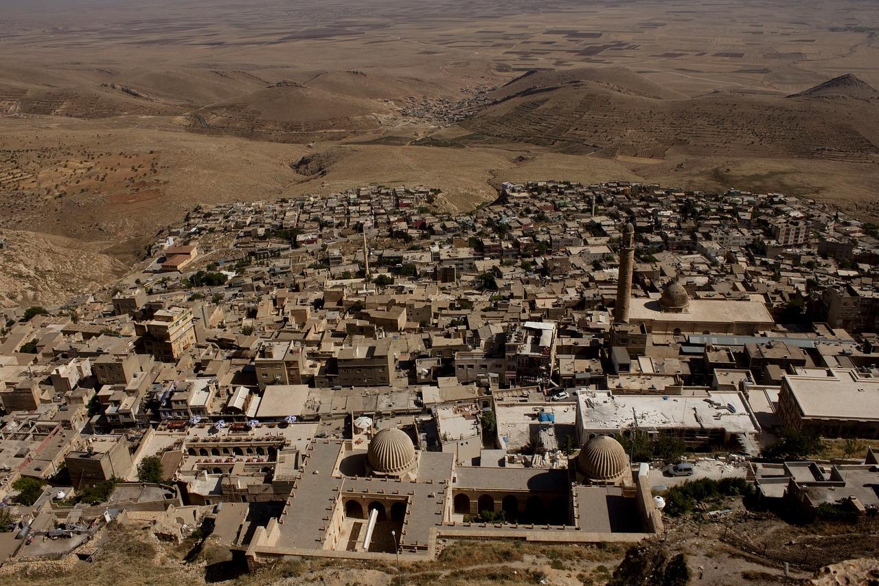 Mardin City Mesopotamia Historical - Free photo on Pixabay