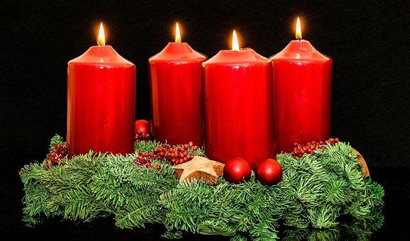 Adventskrans, Advent, Julen Smykker