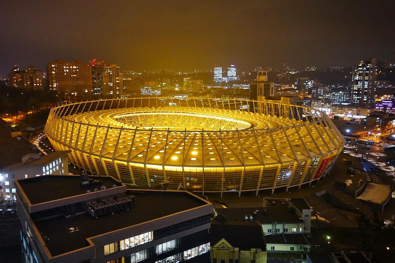 Стадионы россии фото построек без работы