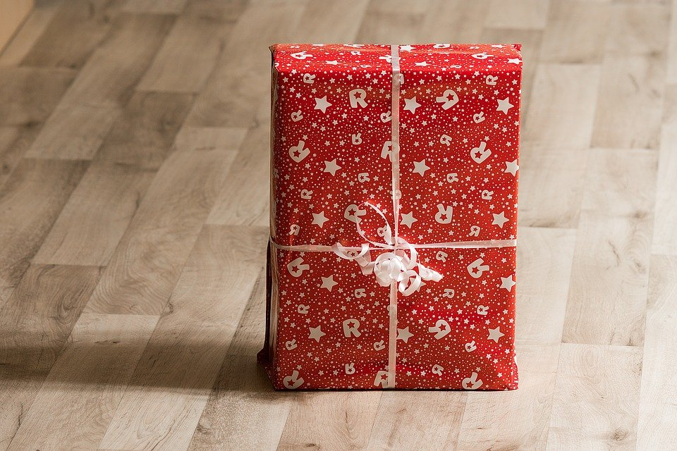 Free photo present package gift christmas free image on present package gift christmas holiday box ribbon negle Gallery