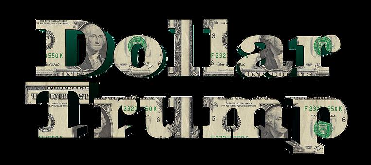 Usa, Dollar, President, Choice, Trump