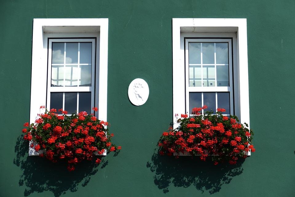 Fenster Fassade Blumenkasten - Kostenloses Foto auf Pixabay