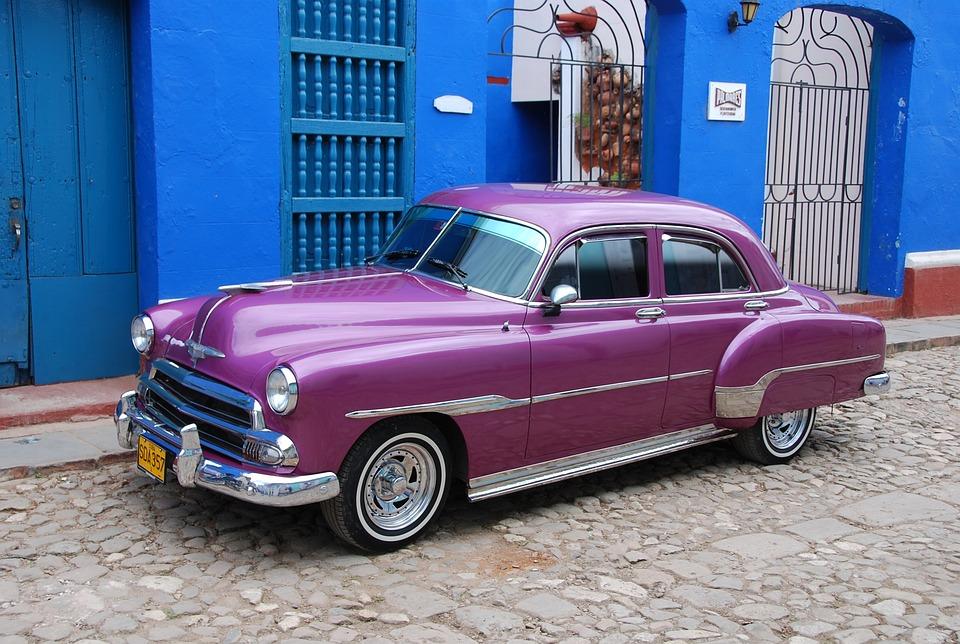 Cuba Car Old Cars · Free photo on Pixabay