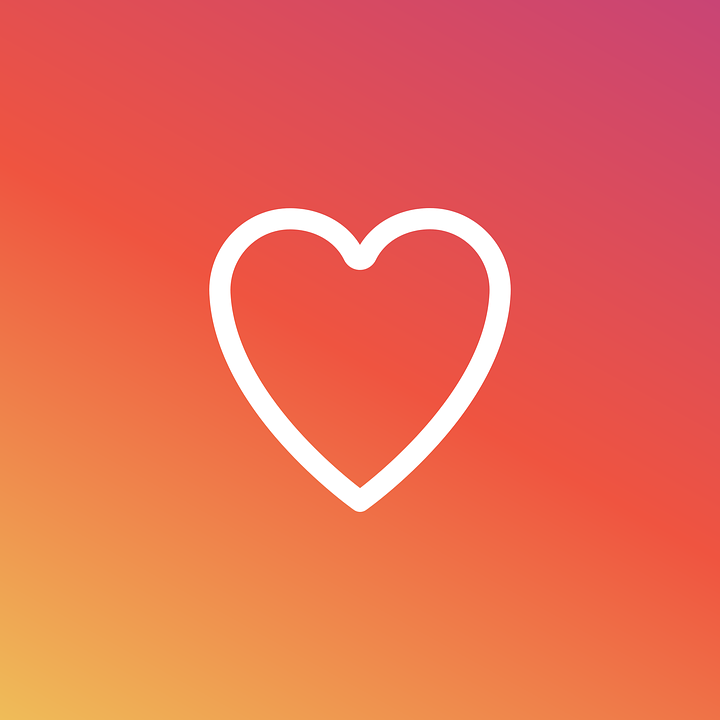 Love Icon Heart Free Vector Graphic On Pixabay
