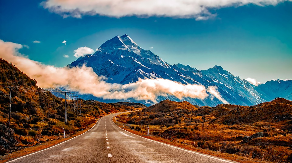 Photo Collection New Zealand Landscape 4k