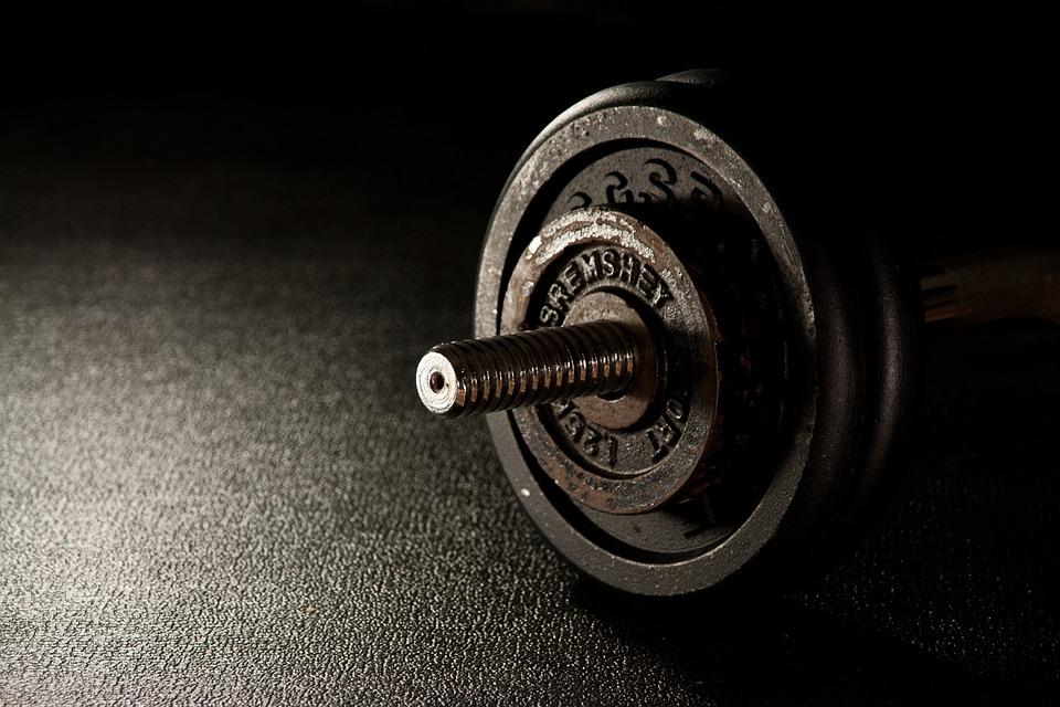 home gym set