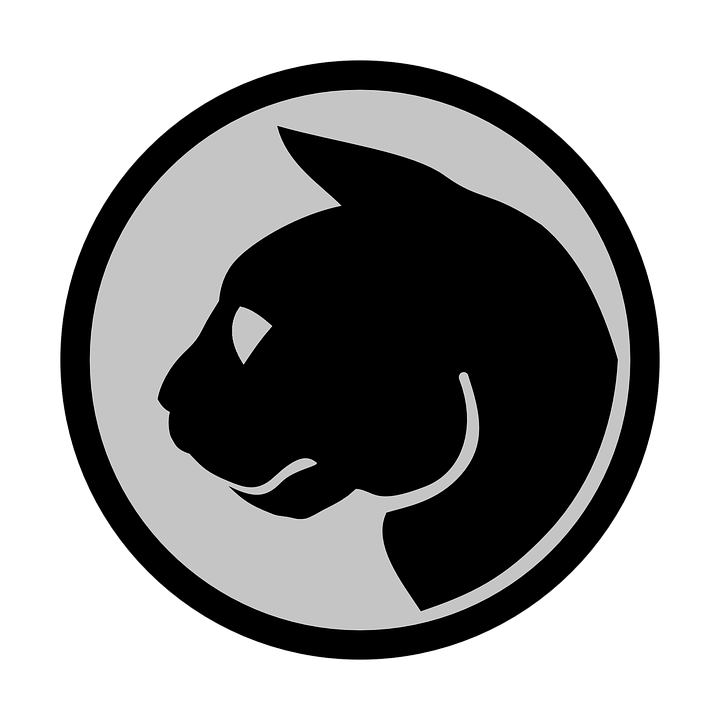 Kucing Kepala Logo Cat Gambar Gratis Di Pixabay