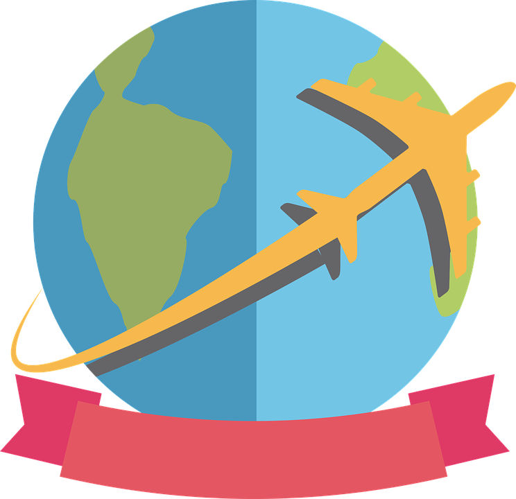 Travel World Around The · Free vector graphic on Pixabay