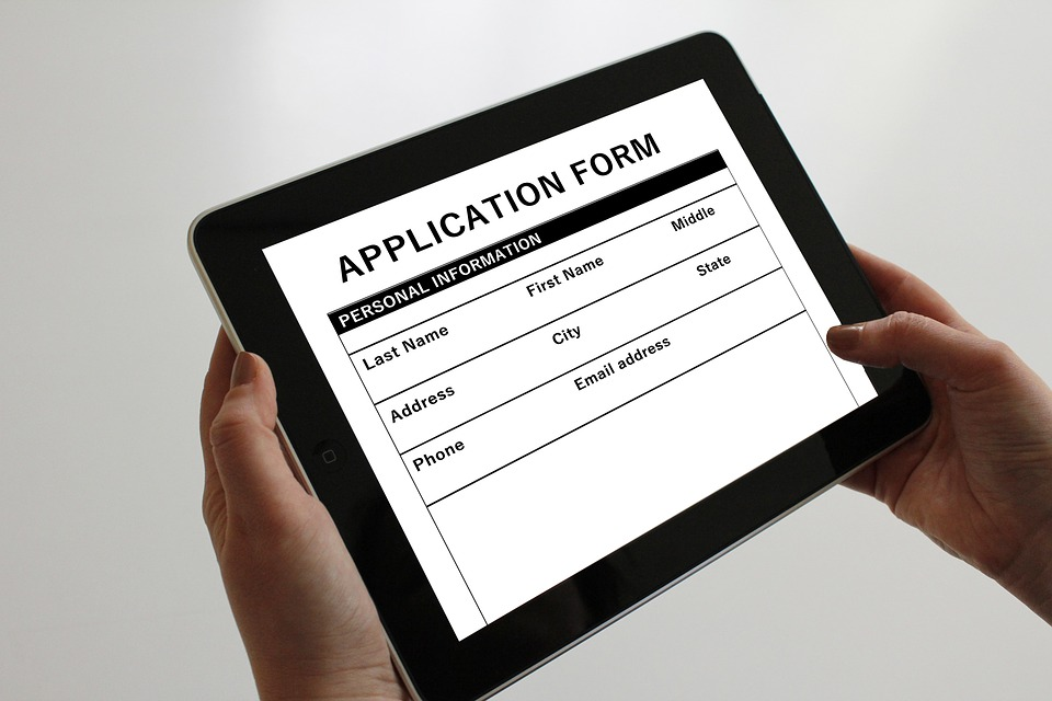 Application, Request, Ipad, Tablet, Online, Technology