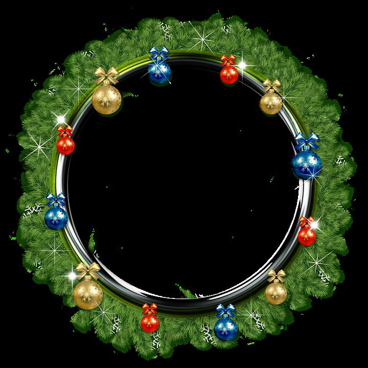 Photo Frame New Years Eve Swag Free Image On Pixabay