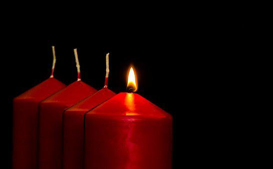 Advent, 1Advent, Advent Candles