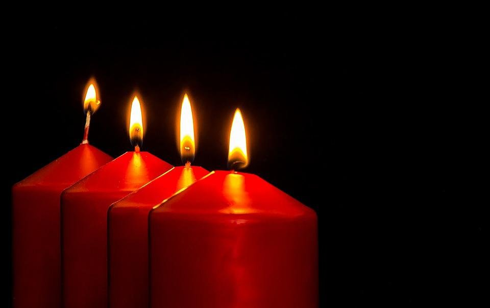 advent candles christmas free photo on pixabay. Black Bedroom Furniture Sets. Home Design Ideas