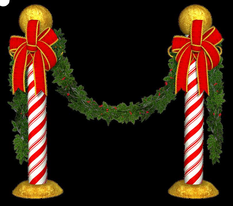 Christmas Garland Holiday Decoration