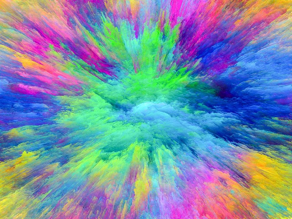 image gallery multicolor