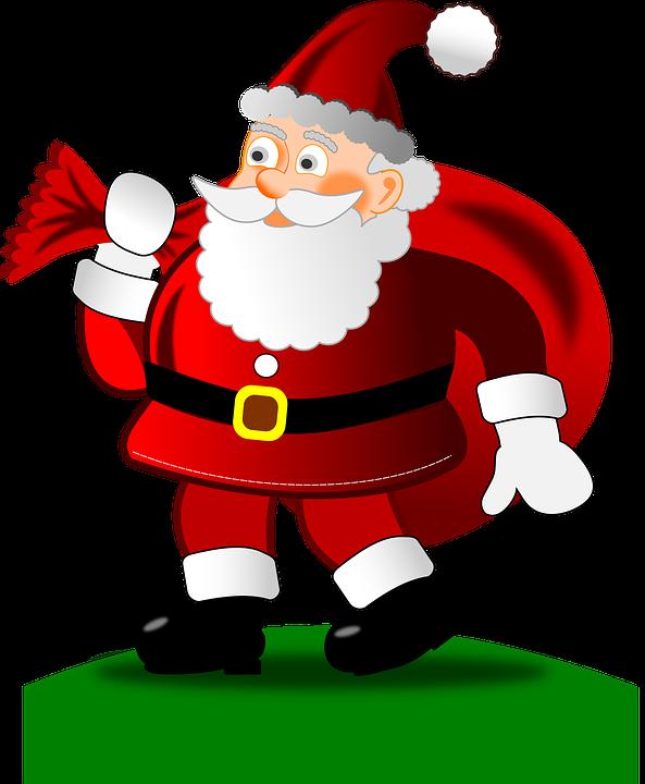 christmas happy santa claus gifts merry christmas - Santa Claus Gifts
