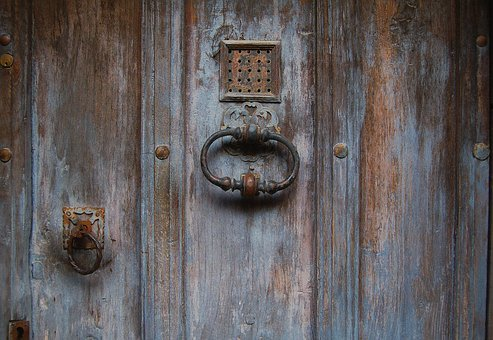 Old Wooden Door Free Images On Pixabay