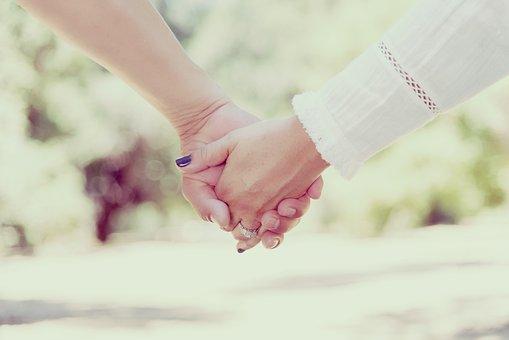 Handen, Bedrijf Handen, Mensen, Liefde