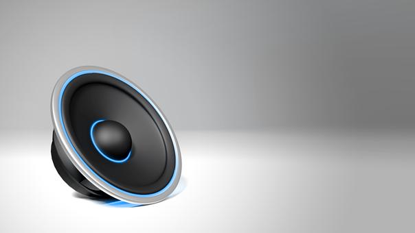 Woofer, Speaker, Wallpaper, Audio