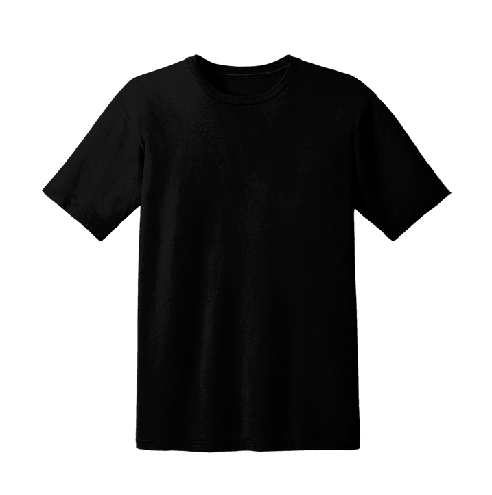 Blank black t shirt png images for Blank tee shirts com